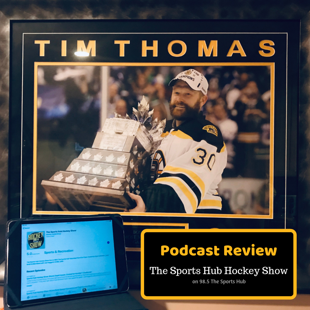 57573f962 Podcast Review - The Sports Hub Hockey Show - The Puck Review