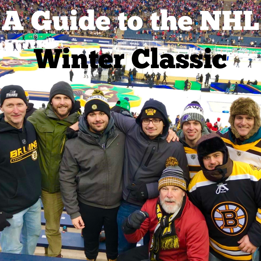 ba4de3f00d3 A Guide to the NHL Winter Classic - The Puck Review